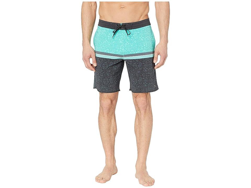 Billabong Fifty 50 LT (Stealth) Men's Swimwear, Gray