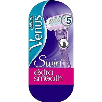 Gillette Venus Extra Smooth Swirl Frauenrasierer, 1 Stück