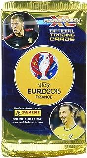 Panini - 003029BLBF7 - 5 Bags + 1 Card Limited Edition Adrenalyn XL - UEFA Euro 2016