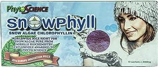 9 Packs Phytoscience Snowphyll Snow Algae Chlorophyll (15 Sachets/Pack) Anti Aging