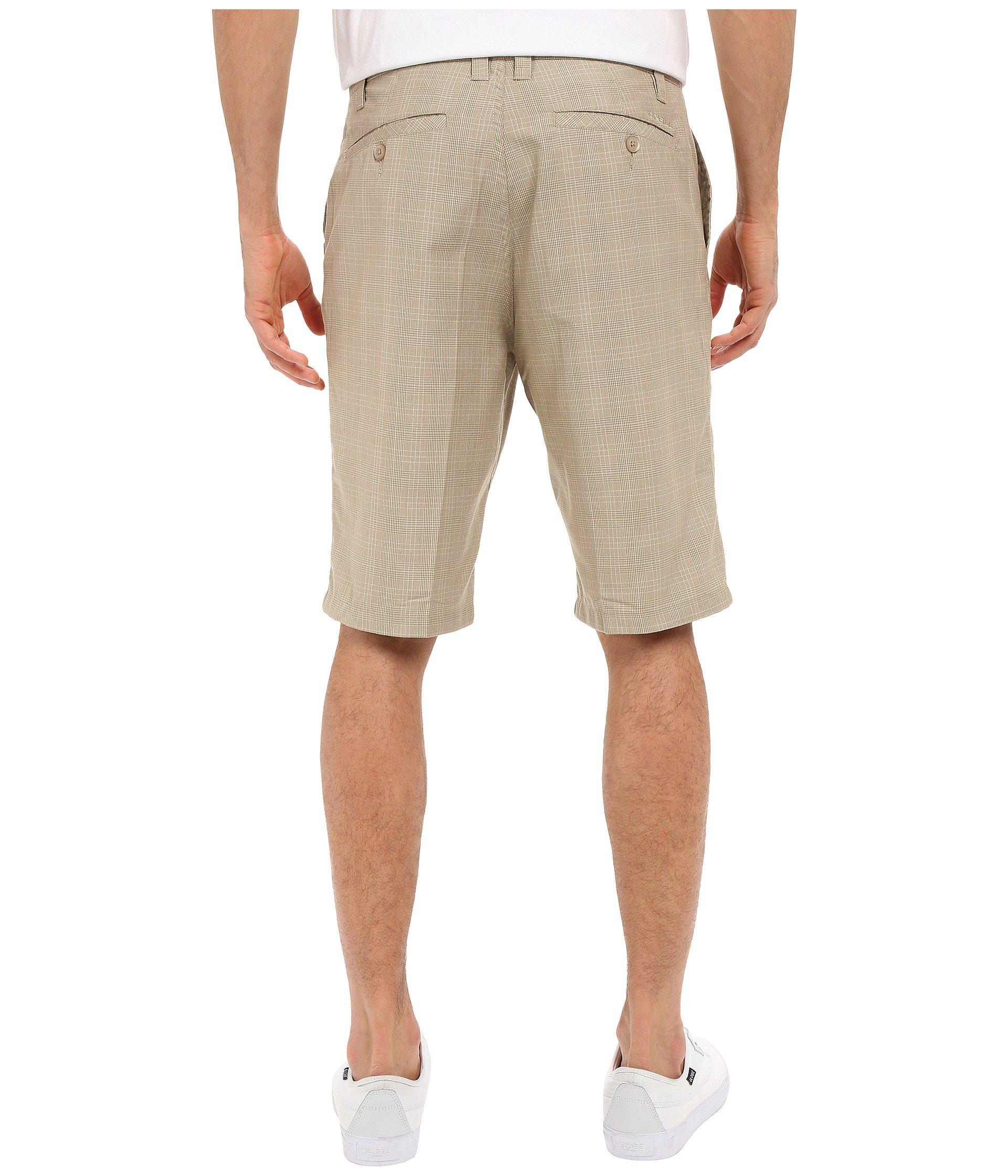 O'Neill Delta Plaid Shorts at Zappos.com