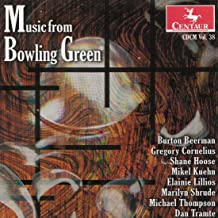 CDCM Computer Music Series, Vol. 38: Music From Bowling Green State University, MidAmerican Center for Contemporary Music