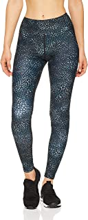 Dharma Bums Women's Animal Love High Waist Printed Yoga Legging - Full Length