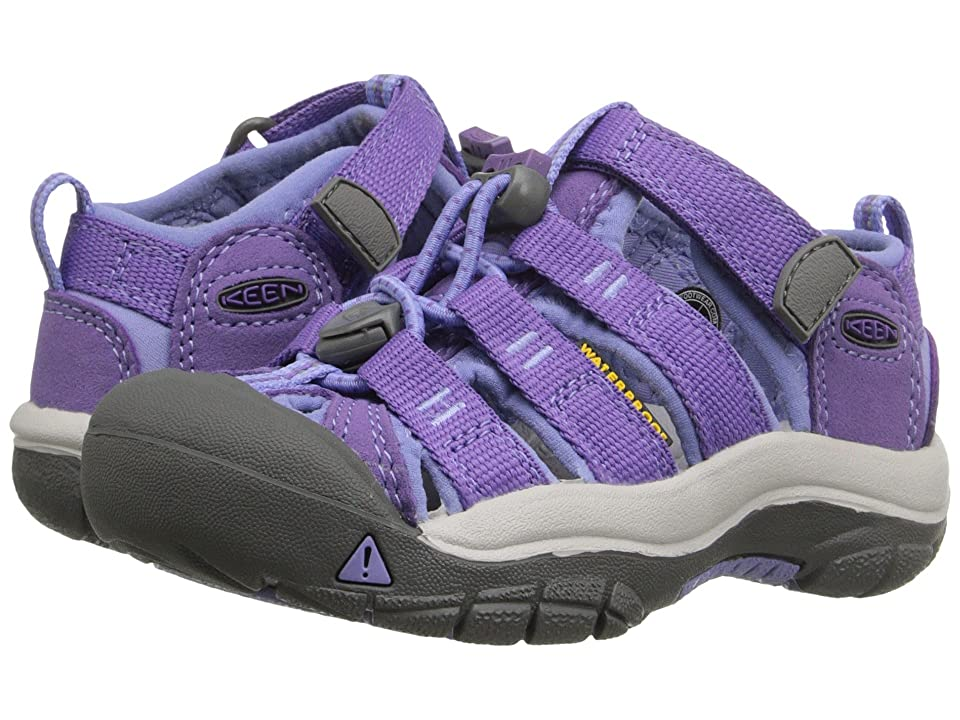 Keen Kids Newport H2 (Toddler/Little Kid) (Purple Heart/Periwinkle) Girls Shoes