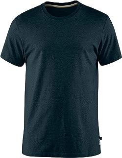 Men's Greenland T-Shirt Shortsleeve, Dark Navy, Medium