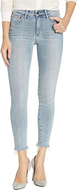 Stiletto High Rise Ankle Skinny in Hunter