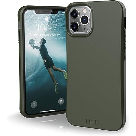 Urban Armor Gear Outback Bio Hülle Apple Iphone 11 Schutzhülle Biologisch Abbaubare Materialien Wireless Charging Kompatibel Sturzfeste Handyhülle Ultra Slim Bumper Olive Drab Elektronik