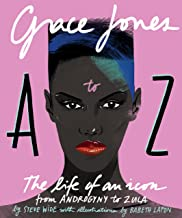 Grace Jones A to Z: The life of an icon - from Androgyny to Zula