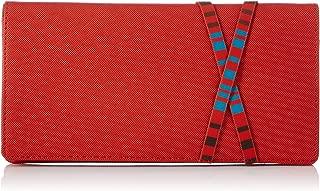 Baggit Women's Wallet (Tomato)