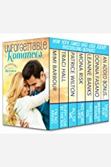 Unforgettable Romances: Unforgettable Heroes (The Unforgettables Book 1) Kindle Edition