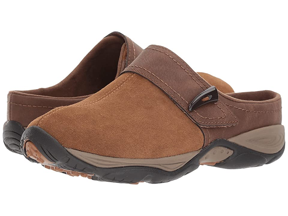 Easy Spirit Eliana (Dark Natural/Brown Suede) Women