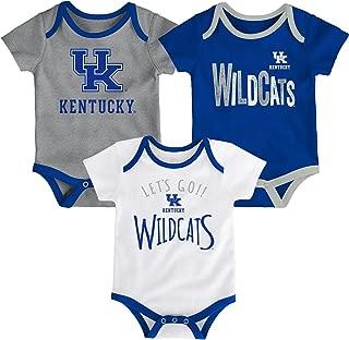 Gen 2 NCAA Unisex-Child NCAA Newborn & Infant Little Tailgater Bodysuit