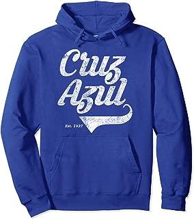 CRUZ AZUL Tee Retro Vintage Style Gift Pullover Hoodie