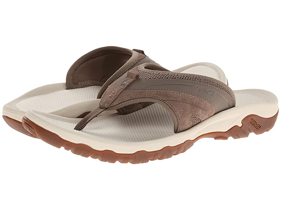Teva Pajaro (Brown) Men's Toe Open Shoes