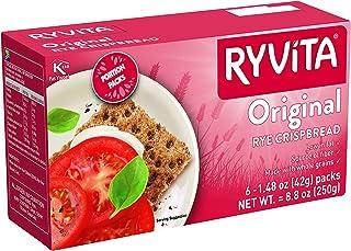 Ryvita Original Rye Crispbread, 8.8 Ounce (Pack of 10)