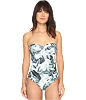 Mara Hoffman - Sea Tree Bustier One-Piece