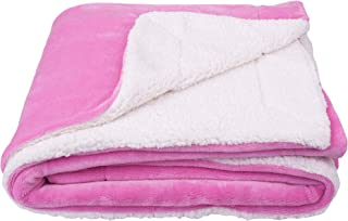 Best pink brand sherpa blanket Reviews