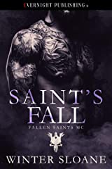 Saint's Fall (Fallen Saints MC Book 3) Kindle Edition