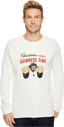 Christmas Guinness Time Graphic Thermal