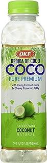 okf coconut drink pure premium