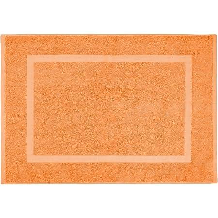 50x100 cm einzeln oder im Set in wei/ß und weiteren sch/önen Farben apricot, 1 St/ück Clinotest Handt/ücher Walk 100/% Baumwolle /Öko-Tex