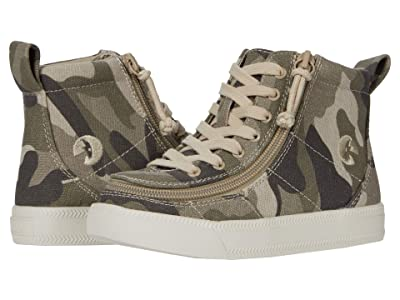 BILLY Footwear Kids Classic Lace High (Little Kid/Big Kid) (Natural Camo) Boy