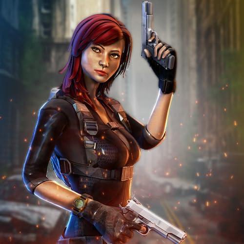 Agente Secreto Maria Treinamento Espião Aventura Ação Jogo: Detetive Regras de Sobrevivência Missão Emocionante Aventura Sim 3D Grátis Para Crianças