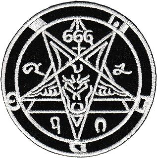 Eleusine Voiture Pendentif en Cristal Pentagramme Ornement Suspendu Charmes De Voiture R/étroviseur D/écoration