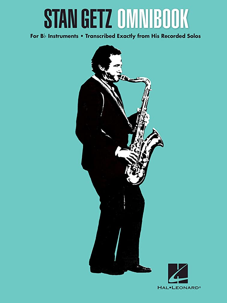 刺します改善する治療Stan Getz - Omnibook: for B-flat Instruments (English Edition)
