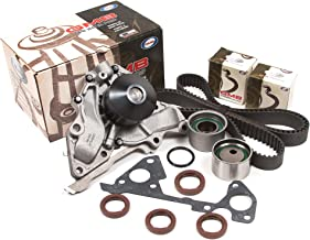 Evergreen TBK323WP Fits 00-06 Hyundai XG350 Santa Fe Kia Sedona 3.5L Timing Belt Kit GMB Water Pump