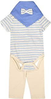 Harry & Violet Boys' Layette Set, Available in Various Styles; Baby Layette
