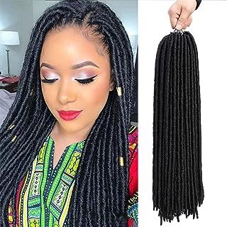 braiding hair for faux locs