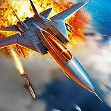 Wings of War: モダンな戦闘機のフライトシミュレ