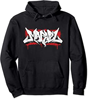 Marvel Graffiti Brick Logo Sweat à Capuche