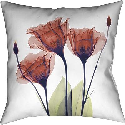ArtVerse Katelyn Smith 20 x 20 Spun Polyester Vintage Goddess Pillow