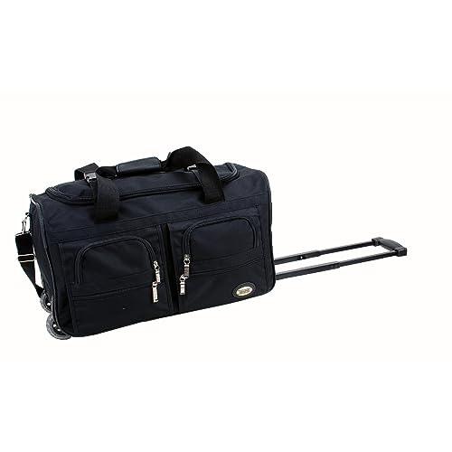 Rockland Luggage Rolling 22 Inch Duffle Bag 09e894e99bf83
