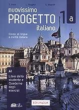 Nuovissimo Progetto italiano: Libro dello studente e Quaderno degli esercizi + C (Italian Edition)