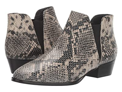 Seychelles Waiting For You (Black/White Python) Women