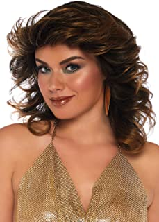 Women's Accessories Retro Curly Wig