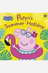 Peppa Pig: Peppa's Summer Holiday Kindle Edition