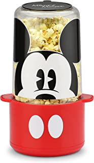 Disney DCM-60CN Mickey Mouse Popcorn Popper, Red