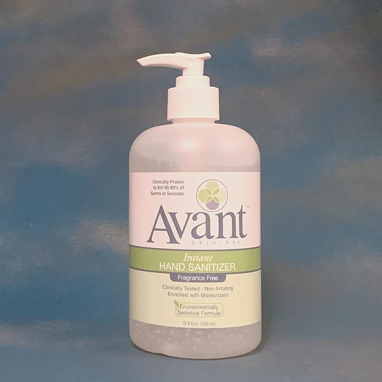 Case Milwaukee Mall of 12 - Avant oz Hand Original Wholesale 16.9 Sanitizer