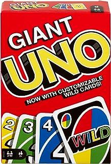Mattel Games UNO: Classic Giant UNO, Multicolor