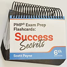 PMP Exam Prep Flashcards: Success Secrets (6th Edition)