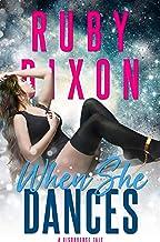 When She Dances: A SciFi Alien Romance (A Risdaverse Tale) PDF