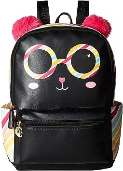 Megs PVC Kitsch Unicorn Backpack