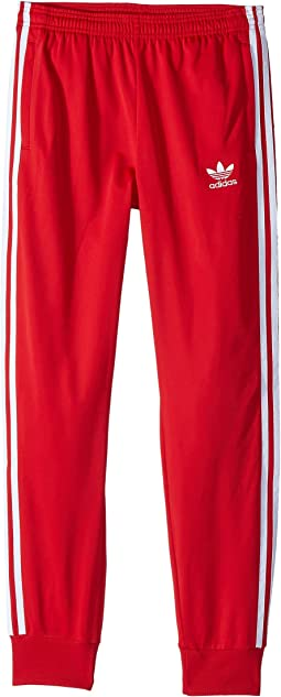 adidas Originals Kids Superstar Pants (Little Kids/Big Kids)