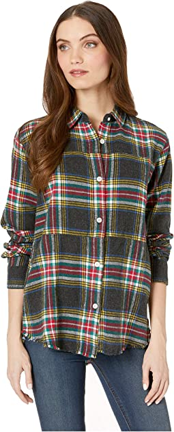 Wilson Flannel Top Long Sleeve