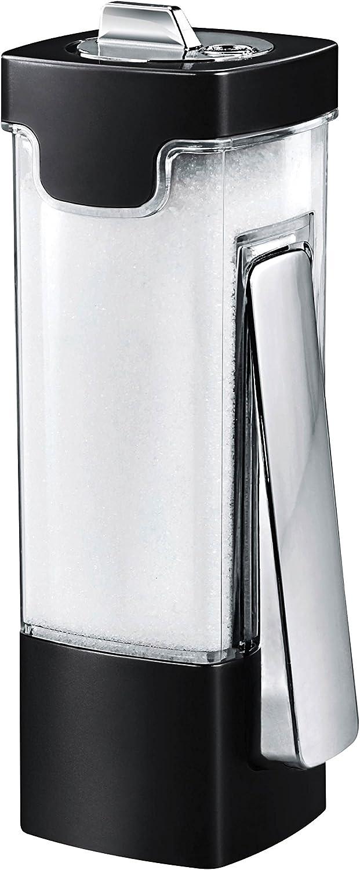 Honey-Can-Do KCH-06071 Indispensable Sugar 'n More Dispenser, Schwarz, Plastik schwarz B000WCG4HY