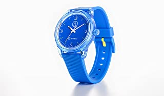 Q&Q Boys RP10J008Y Year-Round Analog Solar Powered Blue Watch